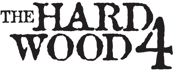 The Hardwood 4 Logo